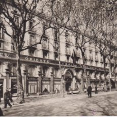Postais: BARCELONA. HOTEL ORIENTE. Lote 52767340