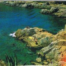 Postales: GERONA - LLORET DE MAR - CIRCULADA. Lote 52877004