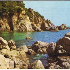Postales: GERONA - LLORET DE MAR - CIRCULADA. Lote 52877615