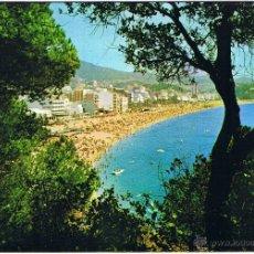 Postales: GERONA - LLORET DE MAR - CIRCULADA. Lote 52878428