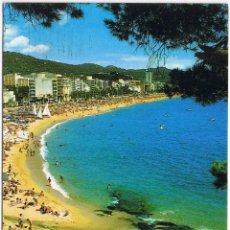 Postales: GERONA - LLORET DE MAR - CIRCULADA. Lote 52878446