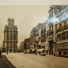 Postales: ANTIGUA FOTO POSTAL DE LERIDA. LLEIDA. AVENIDA BLONDEL. Nº 15 DIS. IBCE. CIRCULADA. Lote 52886205