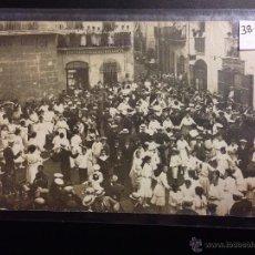Postales: CALONGE - FESTA MAJOR - FOTOGRAFICA - (38965). Lote 52945649