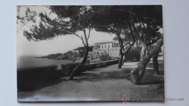 S'AGARÓ. BAIX EMPORDÀ. SAGARÓ. CASTELL D'ARO. SANT FELIU DE GUÍXOLS. CAMI DE RONDA (Postales - España - Cataluña Moderna (desde 1940))