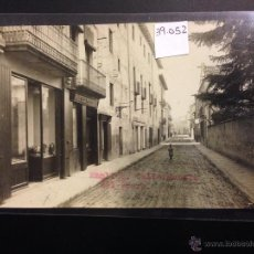 Postales: MANLLEU - CALLE HUERTA DEL FRARE - FOTOGRAFICA - (39052). Lote 53066730