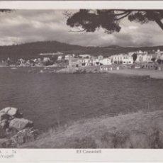 Postales: P- 3884. POSTAL CALELLA DE PALAFRUGELL. EL CANADELL, Nº7. . Lote 53183490