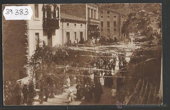 LA BAUMA - FOTOGRAFICA - (39383) (Postales - España - Cataluña Antigua (hasta 1939))