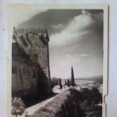Postales: ANTIGUA FOTOGRAFIA POSTAL DE TARRAGONA PASEO ARQUEOLOGICO DETALLE FOTO RAYMOND 76. Lote 53256217