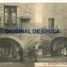 Postales: (PS-47056)POSTAL DE BALAGUER-PLAZA DEL POZO. Lote 53284037