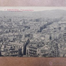 Postales: BARCELONA - VISTA PANORAMICA. Lote 53366040