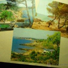 Postales: LOTE POSTALES --SALOU--ESCRITAS. Lote 53389704