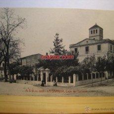 Postales: LA GARRIGA: CALLE DEL TORRENTE - POSTAL ORIGINAL 1285. Lote 53447116