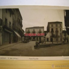 Postales: VILADRAU: PLAZA ESPAÑA - POSTAL ORIGINAL 13. Lote 53447290