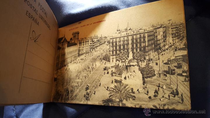 Postales: POSTAL - BARCELONA, LOTE DE 24 TARJETAS POSTALES ANTIGUAS, SIN USO, COMO NUEVAS - Foto 4 - 53566334