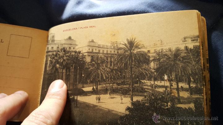 Postales: POSTAL - BARCELONA, LOTE DE 24 TARJETAS POSTALES ANTIGUAS, SIN USO, COMO NUEVAS - Foto 6 - 53566334