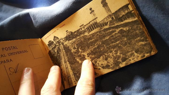 Postales: POSTAL - BARCELONA, LOTE DE 24 TARJETAS POSTALES ANTIGUAS, SIN USO, COMO NUEVAS - Foto 8 - 53566334