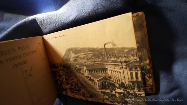 Postales: POSTAL - BARCELONA, LOTE DE 24 TARJETAS POSTALES ANTIGUAS, SIN USO, COMO NUEVAS - Foto 10 - 53566334