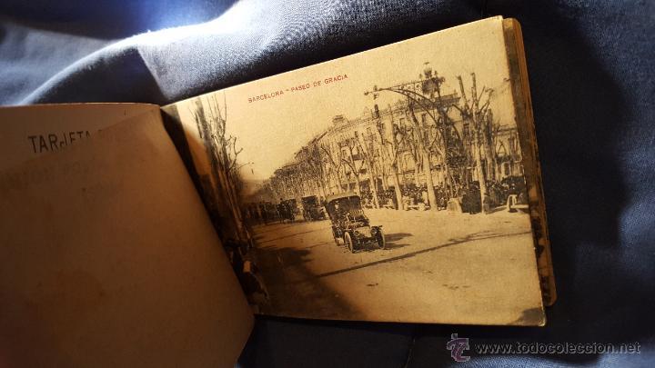 Postales: POSTAL - BARCELONA, LOTE DE 24 TARJETAS POSTALES ANTIGUAS, SIN USO, COMO NUEVAS - Foto 11 - 53566334