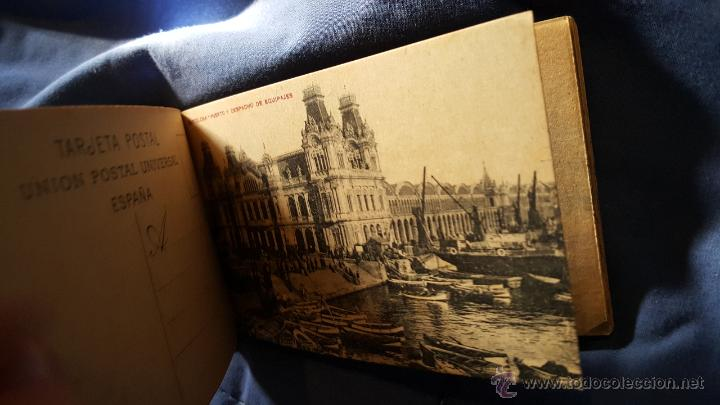 Postales: POSTAL - BARCELONA, LOTE DE 24 TARJETAS POSTALES ANTIGUAS, SIN USO, COMO NUEVAS - Foto 12 - 53566334