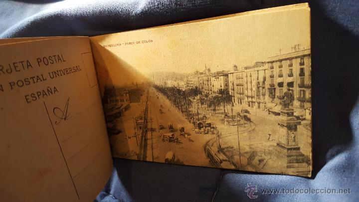 Postales: POSTAL - BARCELONA, LOTE DE 24 TARJETAS POSTALES ANTIGUAS, SIN USO, COMO NUEVAS - Foto 20 - 53566334