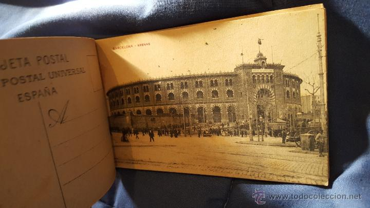 Postales: POSTAL - BARCELONA, LOTE DE 24 TARJETAS POSTALES ANTIGUAS, SIN USO, COMO NUEVAS - Foto 22 - 53566334
