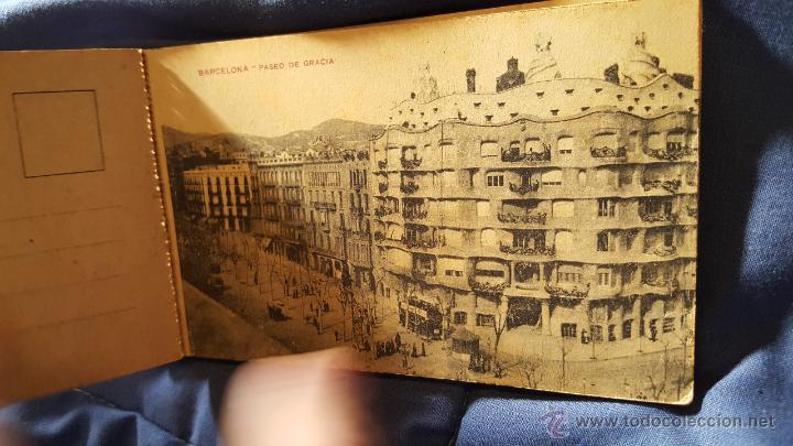 Postales: POSTAL - BARCELONA, LOTE DE 24 TARJETAS POSTALES ANTIGUAS, SIN USO, COMO NUEVAS - Foto 24 - 53566334