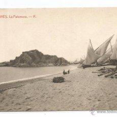 Postales: BLANES .- LA PALOMERA .- FOTOTIPIA THOMAS Nº 13. Lote 53602123