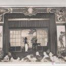 Postales: LA GARRIGA. TEATRE D´INFANTS DURANT UNA REPRESENTACIÓ. POSTAL FOTOGRÁFICA. CIRCA 1900. Lote 53616709
