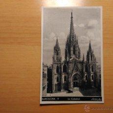 Postales: BARCELONA - LA CATEDRAL - 9 ZERKOWITZ. Lote 53620195