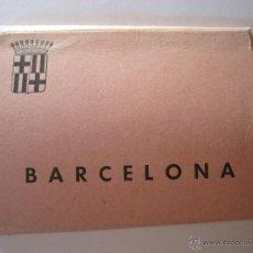 Postales: BARCELONA ACORDEON 6 POSTALES G.COSTA FOTO RIVAS. Lote 53725621