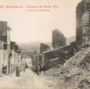 Postales: POSTAL 20. MONTBLANCH. BALUARTE DE SANTA ANA. CA. 1910. FOT. L. ROISIN. SIN CIRCULAR. Lote 53749943