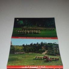 Postales: SECCION MONTADA DE LA GUARDIA URBANA DE BARCELONA. Lote 53844105