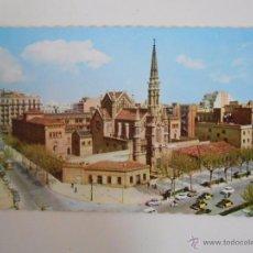 Postales: POSTAL COLEGIO LA INMACULADA BARCELONA. HERMANOS MARISTAS. VISTA GENERAL. TDKP6. Lote 53894968