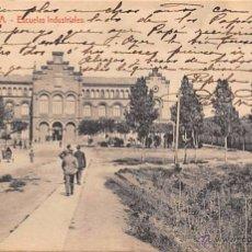 Postales: TARRASA (BARCELONA).- ESCUELAS INDUSTRIALES. Lote 53970433