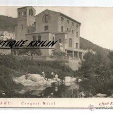 Postales: EL FIGARÓ .- CONGOST HOTEL .- POSTAL FOTOGRAFICA CLIXE ROCA. Lote 54021048
