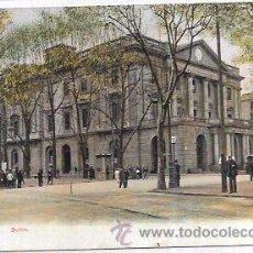 Postales: TARJETA POSTAL DE BARCELONA. BOLSA.. Lote 54044141