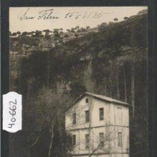 Postales: SANT FELIU DE CODINES - SERIE UMBERT - SANT MIQUEL PETIT - FOTOGRAFICA IRIS - (40662). Lote 54125958