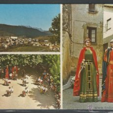 Postales: SANT FELIU DE PALLEROLS - GEGANTS - GIGANTES - P13674. Lote 54254606
