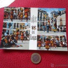 Postales: POSTAL POST CARD Nº 17 OLOT GERONA GIRONA EN FIESTAS. LIBRERIA SALA IDEAL COLECCION VER FOTO Y DESCR. Lote 54287441