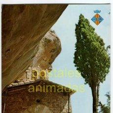 Postales: PRADES - ERMITA L'ABALLERA 1972 - FOTOGRAFISME . Lote 54293557