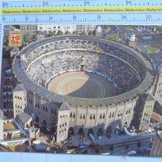 Postales: POSTAL DE BARCELONA. AÑO 1970. PLAZA DE TOROS MONUMENTAL. VISTA AREA. 9. Lote 54379595
