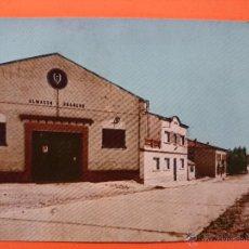 Postales: ANTIGUA POSTAL DE ANGLESOLA - (LERIDA - LLEIDA) AVENIDA GENERALISIMO. R- 1160. Lote 54383724