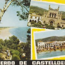 Postales: CASTELLDEFELS. Lote 54416510