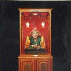 Postales: COLECCION 6 POSTALES MUSEO AUTOMATAS TIBIDABO - BARCELONA - EXCELENTE ESTADO (TABLA). Lote 54428120