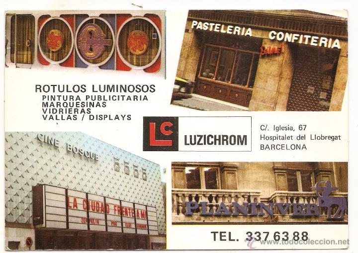 HOSPITALET DE LLOBREGAT (Postales - España - Cataluña Moderna (desde 1940))