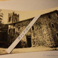 Postales: ANTIGUA POSTAL DE CERDAÑA Nº 28 BASTANIST, IGLESIA ROMANICA. Lote 54515434