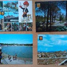 Postales: LOTE DE 4 POSTALES DE LERIDA.. Lote 54675051