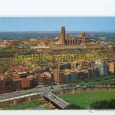 Postales: LLEIDA - VISTA GENERAL 1974 - PIC Nº546 - LERIDA. Lote 54704027