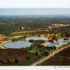 Postales: LLEIDA - PARQUE MUNICIPAL ALCALDE PONS 1974 - CYP Nº550 - LERIDA. Lote 54704281