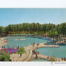 Postales: LLEIDA - PISCINAS MUNICIPALES 1964 - RAYMOND Nº25 - LERIDA. Lote 54704444
